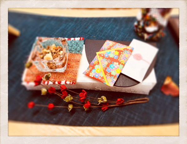 アロマ香道- お香&匂い袋編
